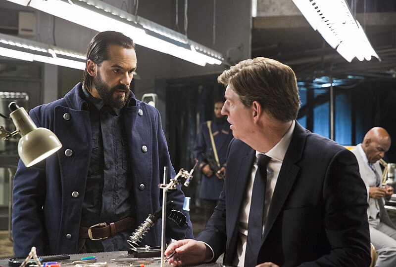 Vandal Savage Casper Crump